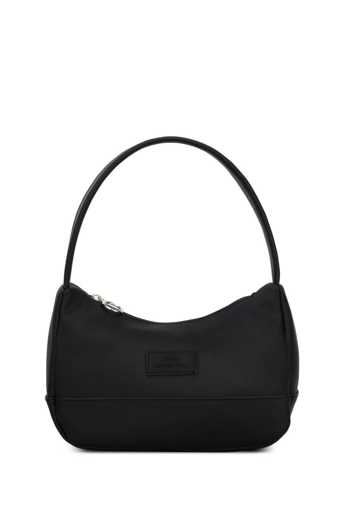 Housebags Kadın Siyah Baguette Çanta 197 1