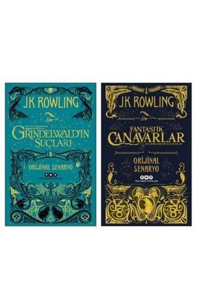 Yapı Kredi Yayınları Fantastik Canavarlar Nelerdir, Nerede Bulunurlar? /grindelwald'ın Suçları J.k. Rowling