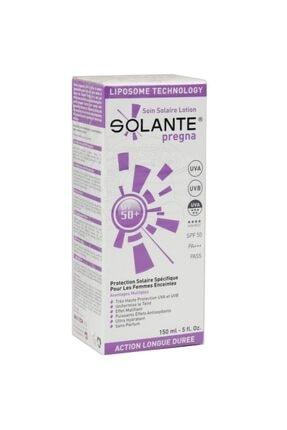 Solante Pregna Spf 50+ Hamilelere Özel
