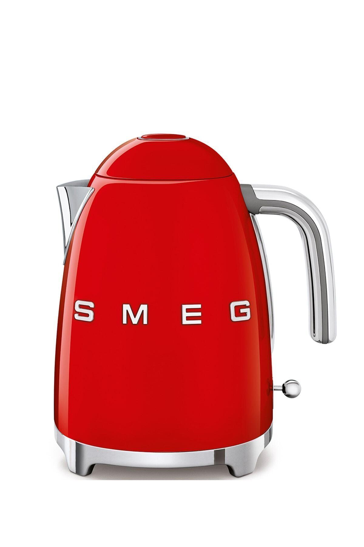 SMEG Kırmızı 50' Style Kettle Klf03rdeu 1