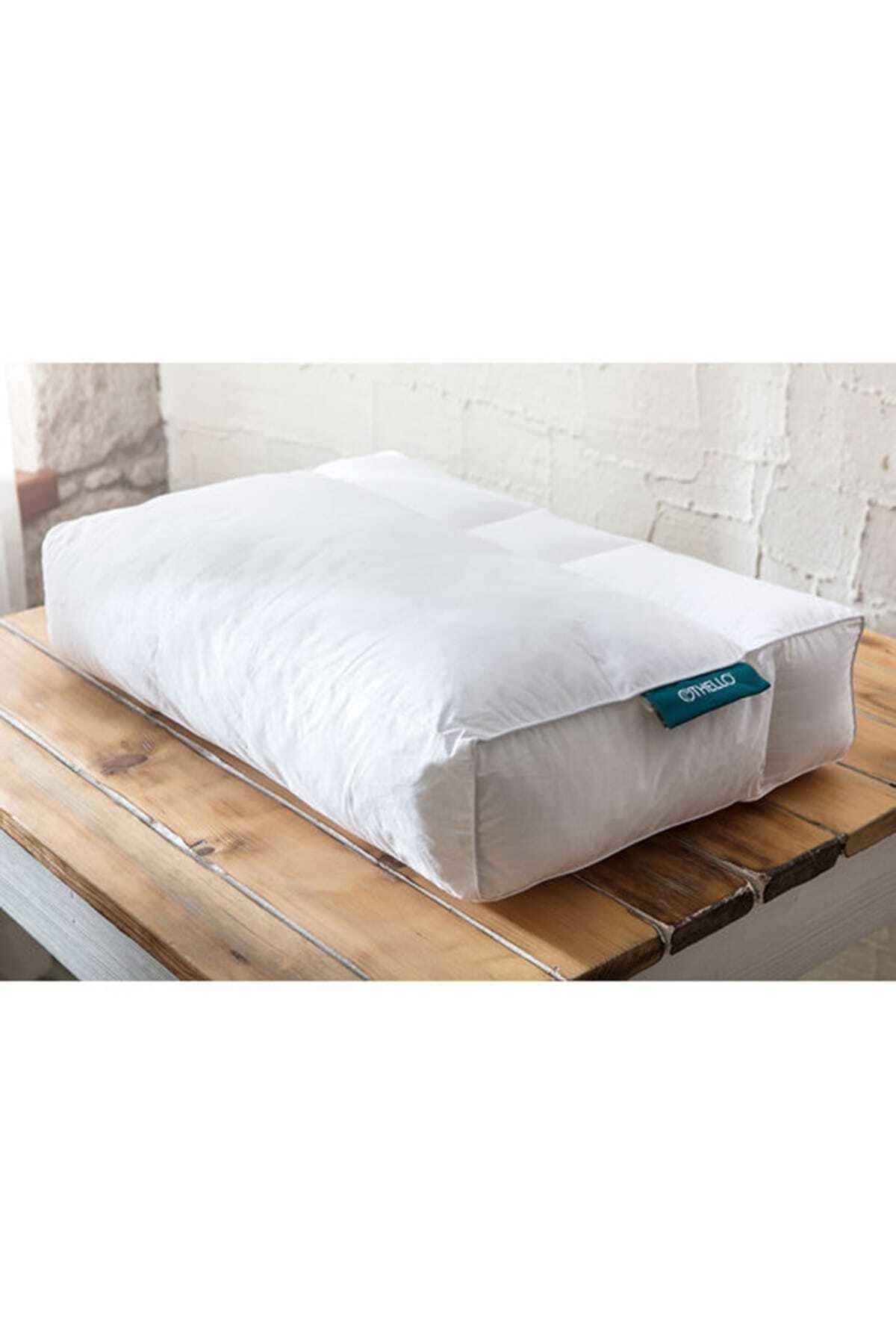 OTHELLO Beyaz Medica Promed Yastık 60x40/12 1