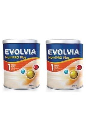 Evolvia Nutripro Plus 1 Bebek Sütü 400 Gr 2 Adet