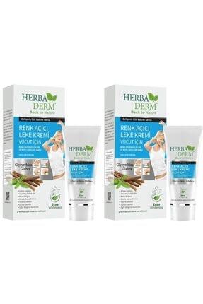 Herbaderm Vücut Beyazlatıcı Krem 2 Adet +biota Vücut Yağı  60ml