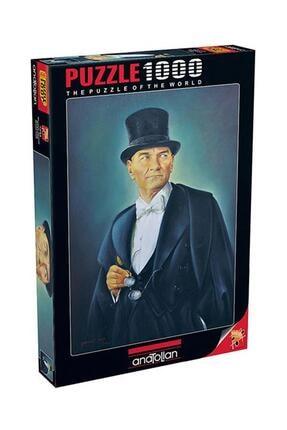 Anatolian Puzzle 1042 Mustafa Kemal Atatürk 1000pcs Puzzle / Anatolian