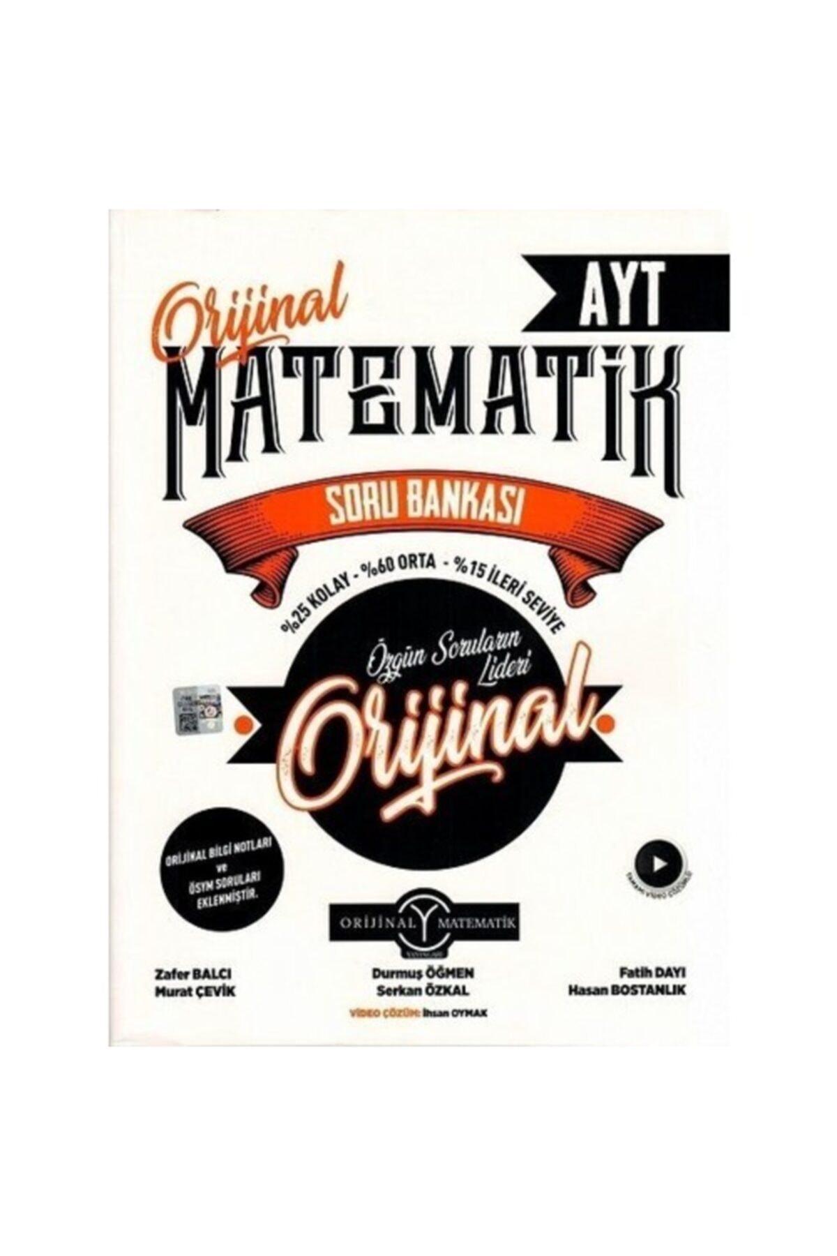 Orijinal Yayınları Orijinal Ayt Orijinal Matematik Soru Bankası Yeni 2021 1