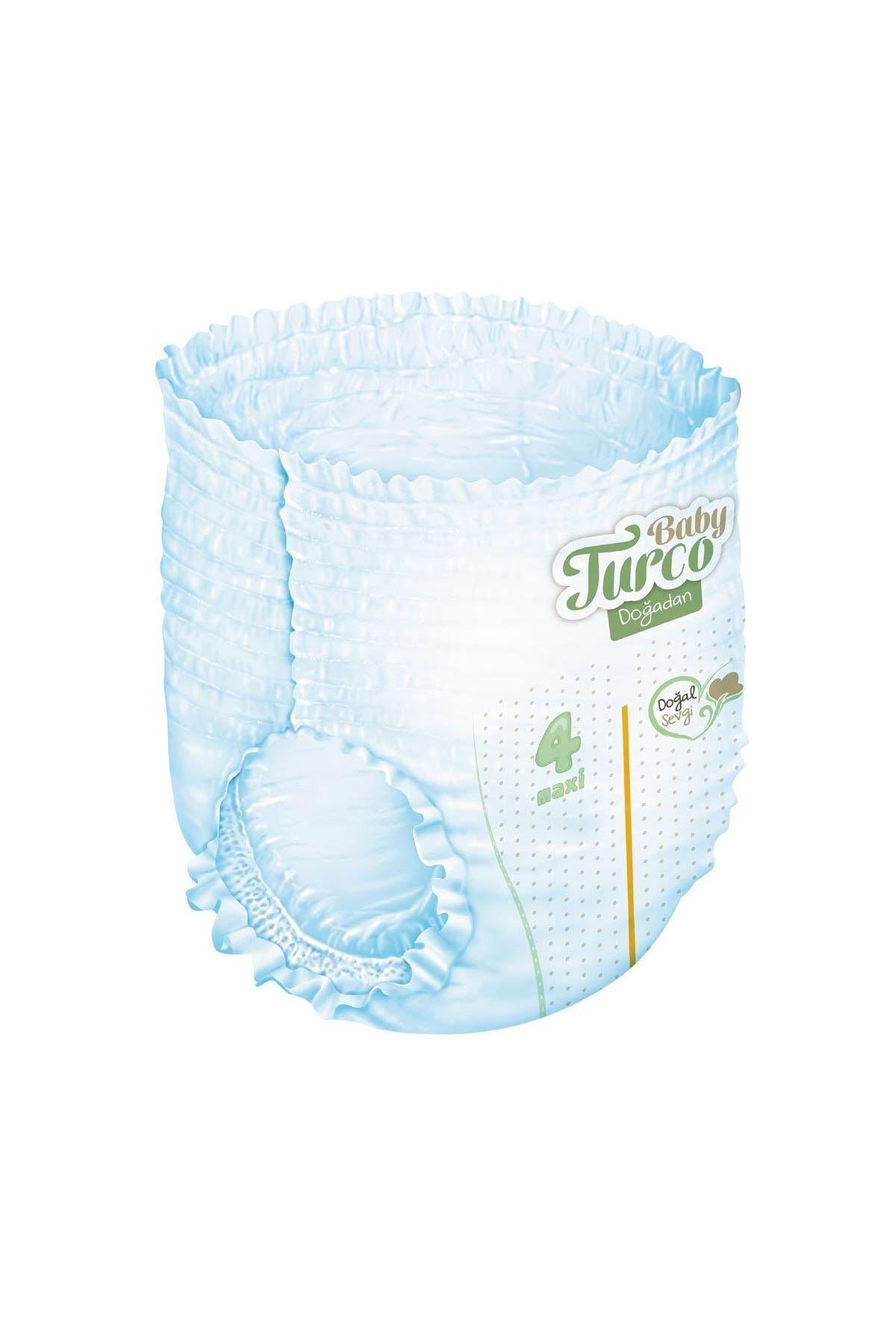 Baby Turco Doğadan Külot Bez 6 Numara Xlarge 100 Adet 2
