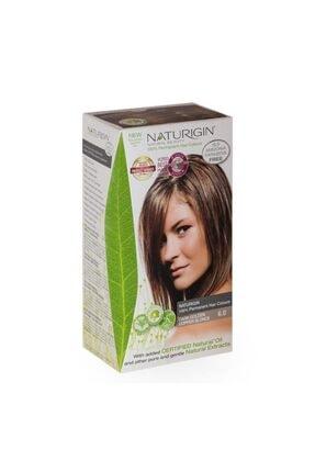 Naturigin -organik Içerikli Saç Boyası-6.0 Koyu Altın Bakır Kumral