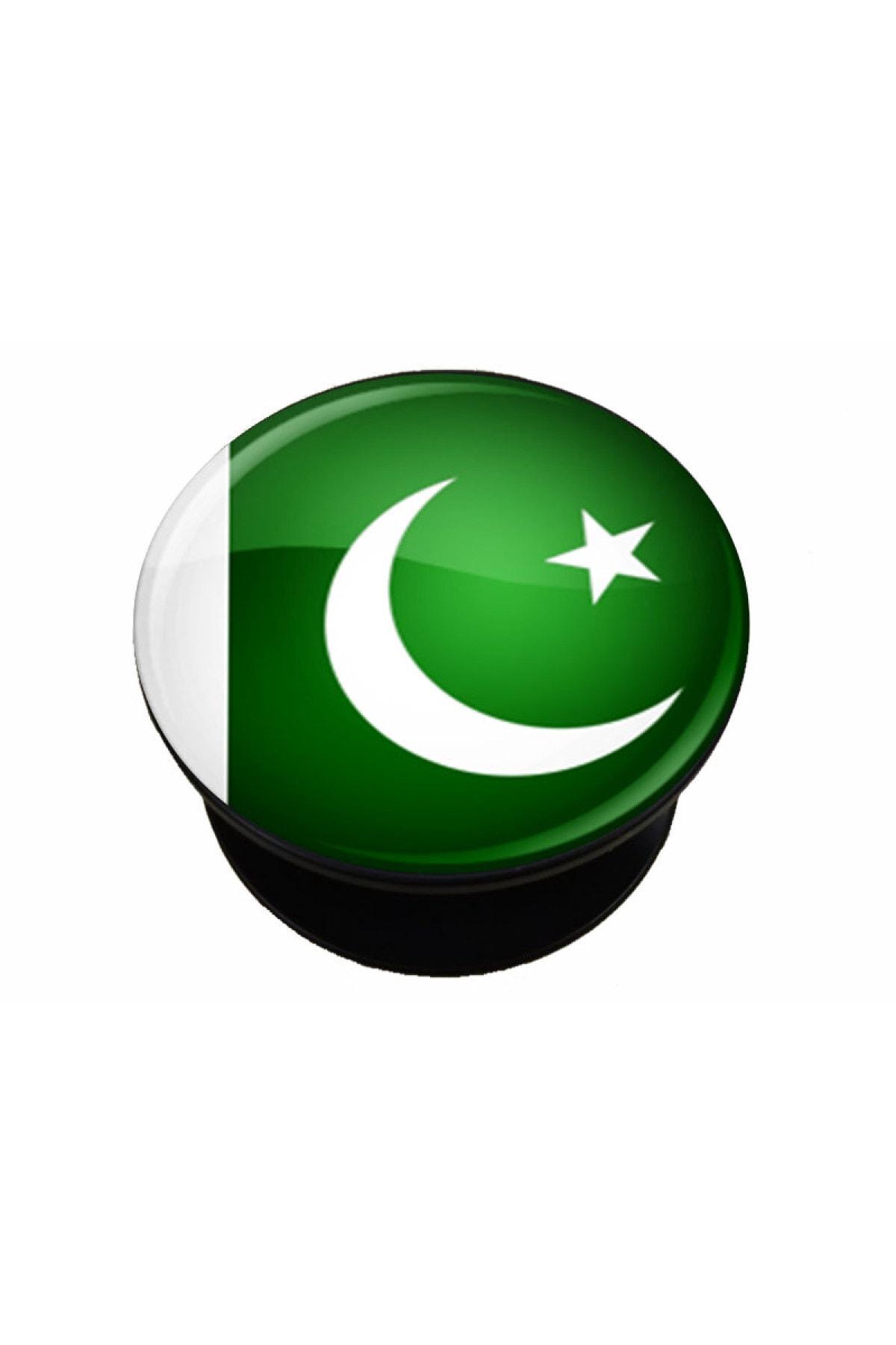 Ding Dong Popsockets, Popsoket, Bayrak, Pakistan, Telefon Tablet Tutucu 1