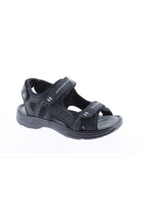 Hammer Jack Kadın Siyah Sandalet 556 1617-g