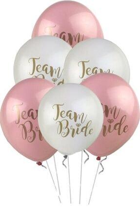 BalonEvi Balon Team Bride Bekarlığa Veda (10 Adet)