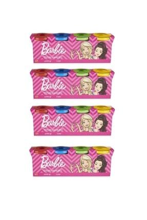 Barbie Mattel Hamur Seti 4 Paket 4'lü