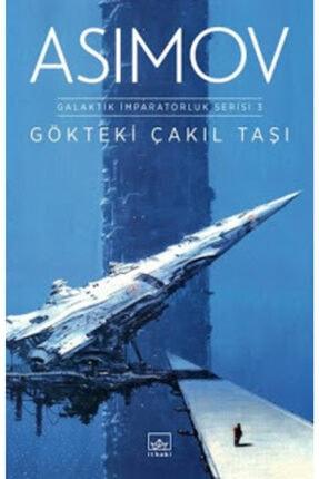 İthaki Yayınları Gökteki Çakıl Taşı -Isaac Asimov-