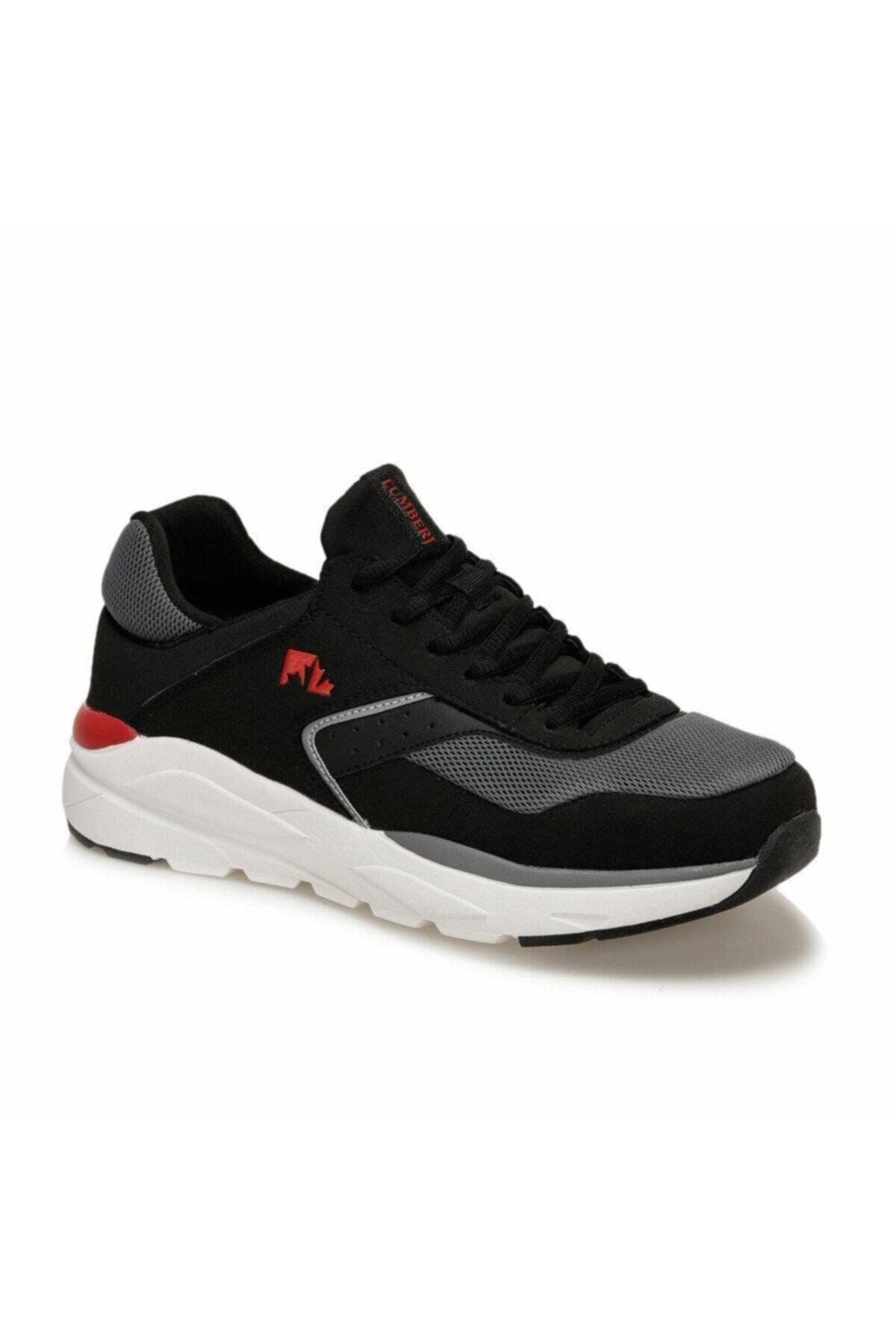 lumberjack HANK Siyah Erkek Sneaker Ayakkabı 100497593 1