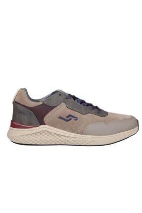 Jump Erkek Gri Sneakers 25549
