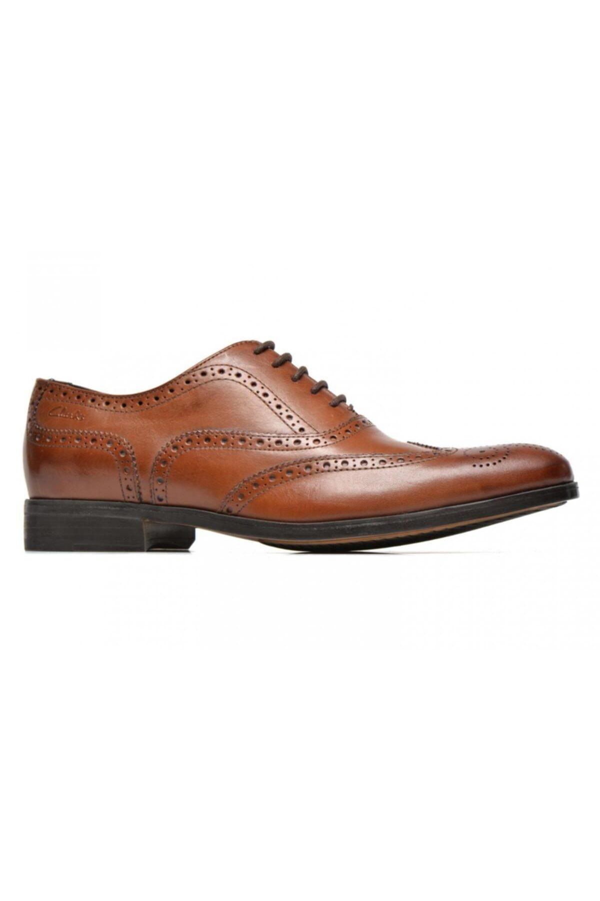 CLARKS Erkek Klasik Ayakkabı 1