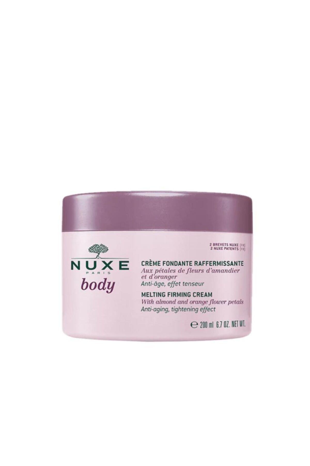 Nuxe Body Creme Fondante Raffeermissante 200 ml 1