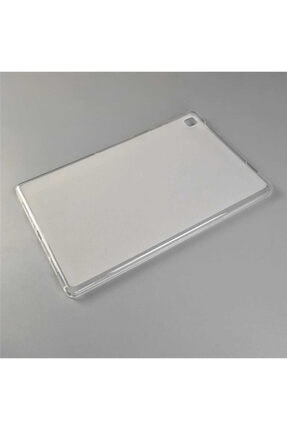 Samsung Galaxy Tab A7 10.4 T500 2020 (ultra Slim) Şeffaf Yumuşak Silikon Kılıf
