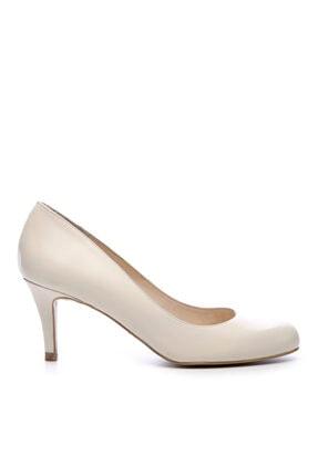 KEMAL TANCA Kadın Derı Abiye Ayakkabı 104 23416 Fl Bn Ayk