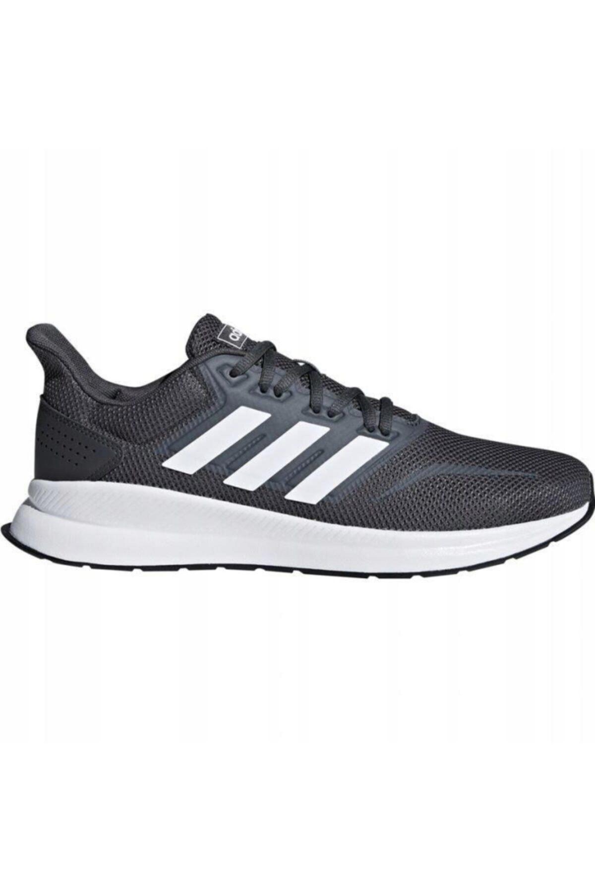 adidas F36200 Gri Erkek Koşu Ayakkabısı 100403635 1