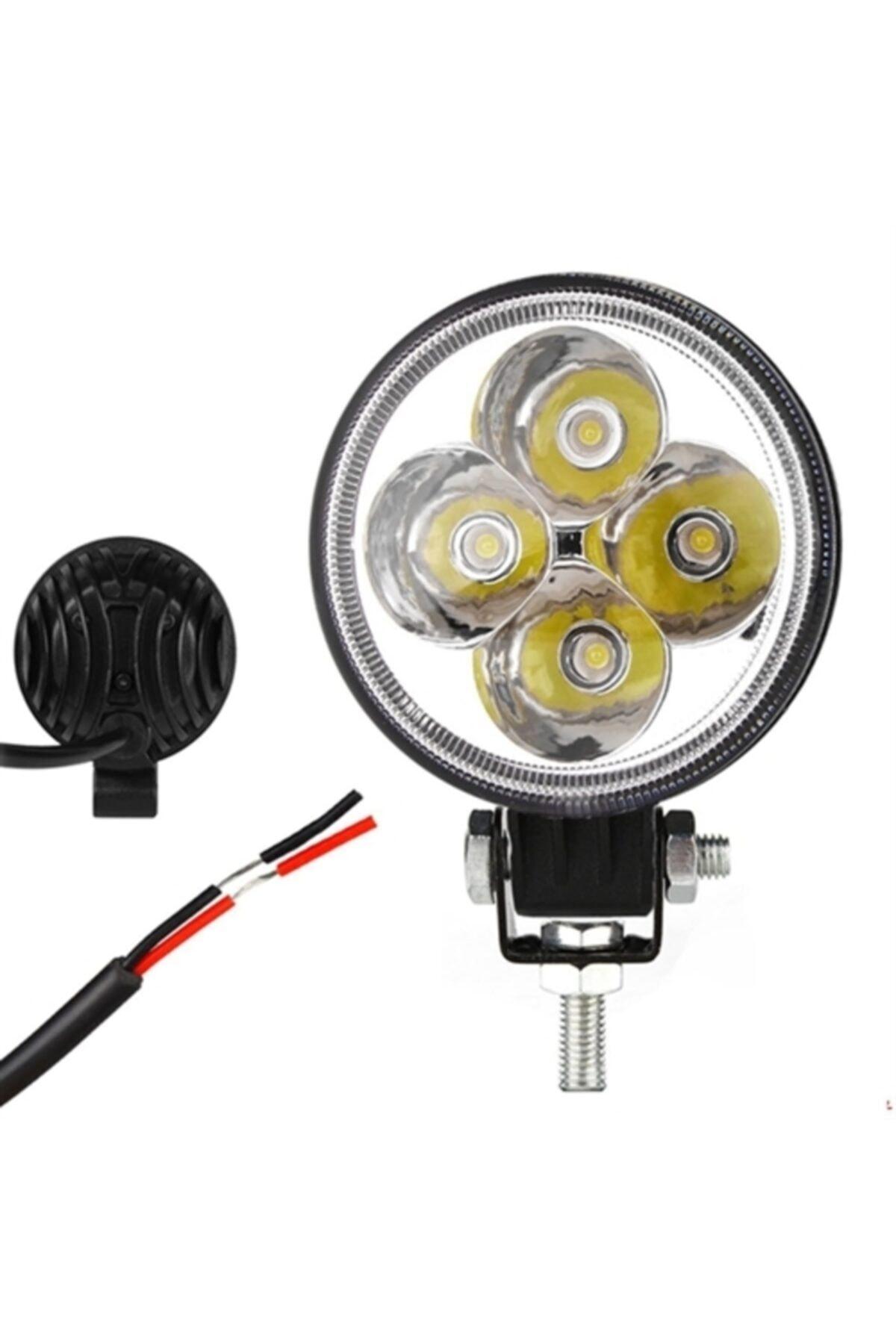 ModaCar 4 Ledli Gündüz Lambası 424790 1