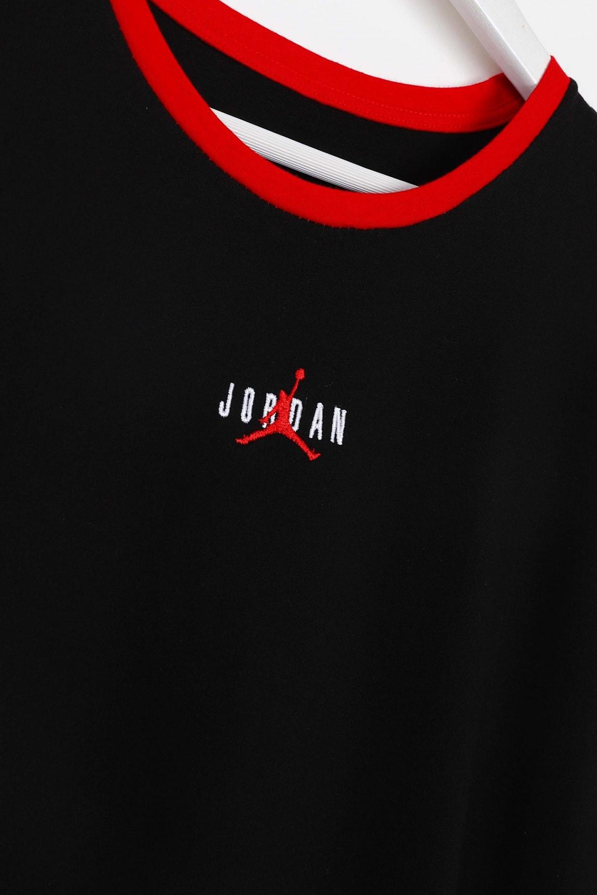 Sekizbiraltı Siyah Unisex T-Shirt 2