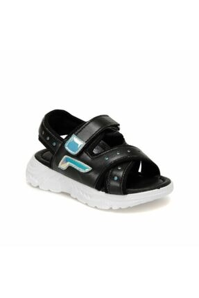 Vicco 321.F20Y.367 Siyah Kız Çocuk Sandalet 100578750