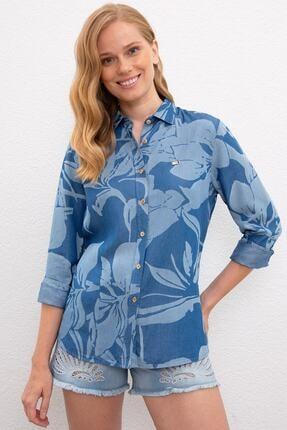 U.S. Polo Assn. Kadın Gömlek G082SZ077.000.982980