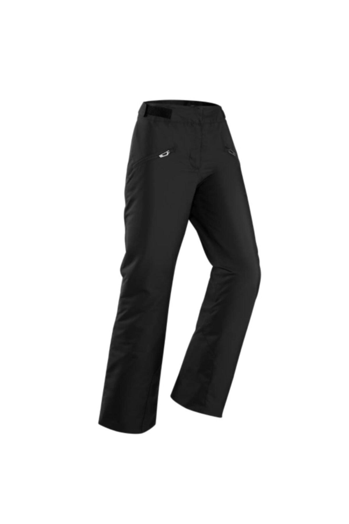 WEDZE Kadın Kayak Pantolonu - Siyah - 180 (26) 1