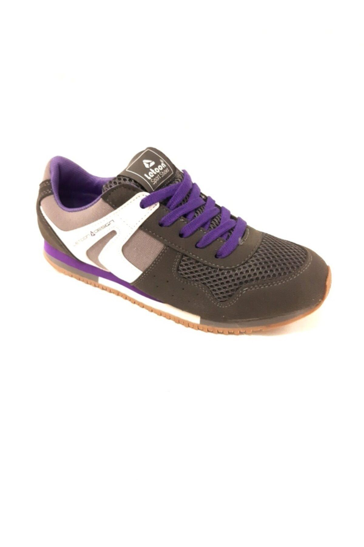 LETOON Ultra Hafif Kadın Spor Ayakkabı 2