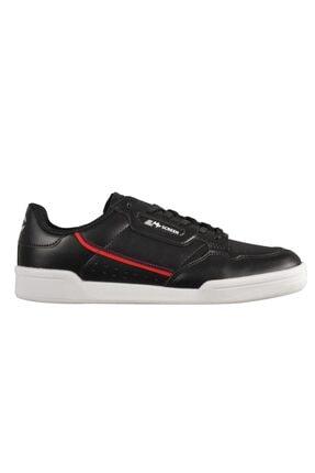 MP M.p 192-7786 Z.ayk Siyah-kırmızı Kadın Spor Ayakkabı