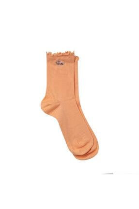 Lacoste Kadın Uzun Pembe Çorap RA0107