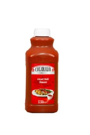 Colorado Hot Chili Acı Biber Sosu 2200gr