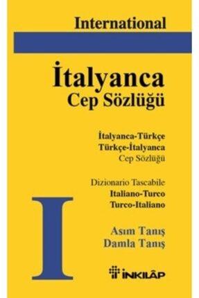 İnkılap Kitabevi İtalyanca Cep Sözlüğü