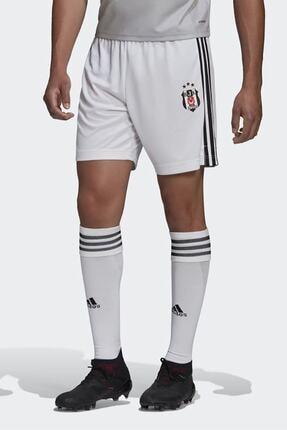 adidas Erkek Beyaz Beşiktaş Futbol Şort Bjk H Sho Fr4093