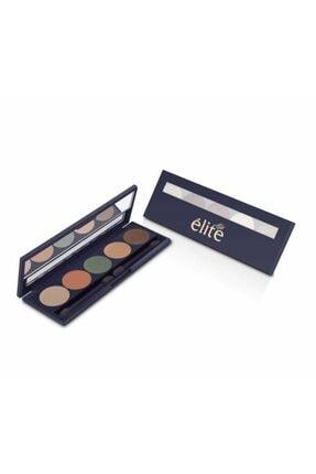 Elite Elıte 5 Colors Palet Far 02
