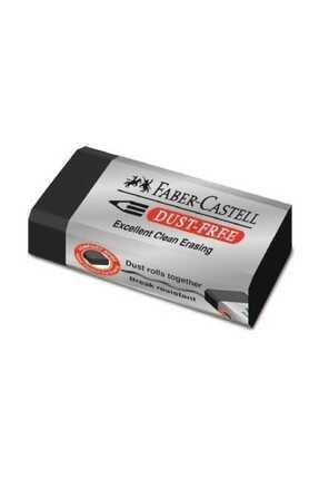 Faber Castell Faber-Castell Öğrenci Silgisi Dust Free Siyah 18 71 71 (24 Lü Kutu)