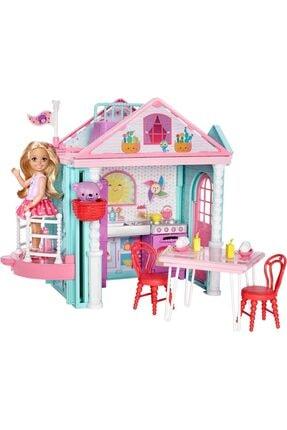 Barbie Chelsea'nin Iki Katlı Evi Dwj50