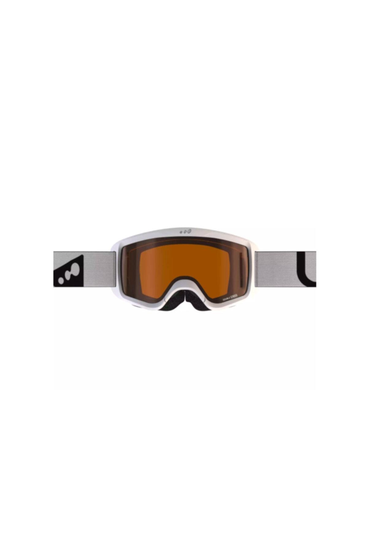 WEDZE Kayak / Snowboard Kayak Gözlüğü - Yetişkin / Çocuk - Beyaz - G 140 S3 2