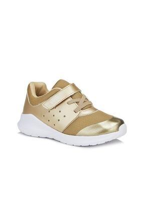 Vicco Kız Çocuk Altın Renk Spor Ayakkabı Filet Phylon 346.f20y.201-21