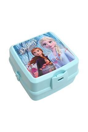 Frozen BESLENME KABI DEST Mavi Kız Çocuk Beslenme Kabı 100696202