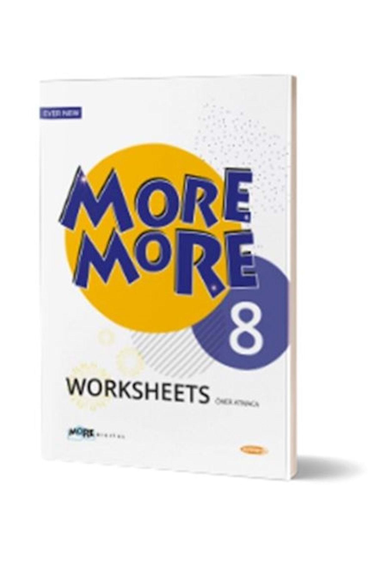 Kurmay Yayınları More & More 8.sınıf Englısh Worksheet 1