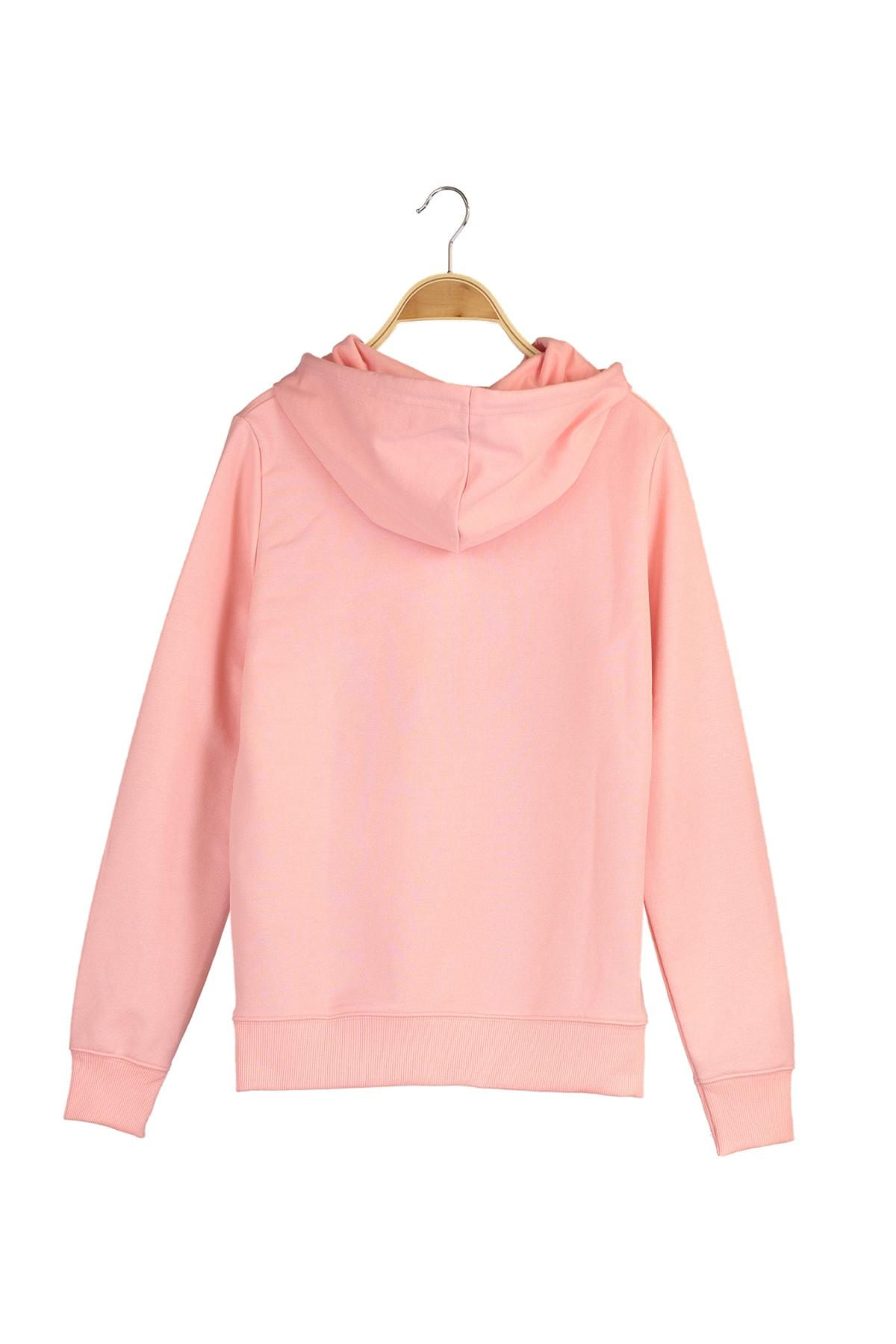 New Balance Kadın Sweatshirt - V-WTH804-FJI 2