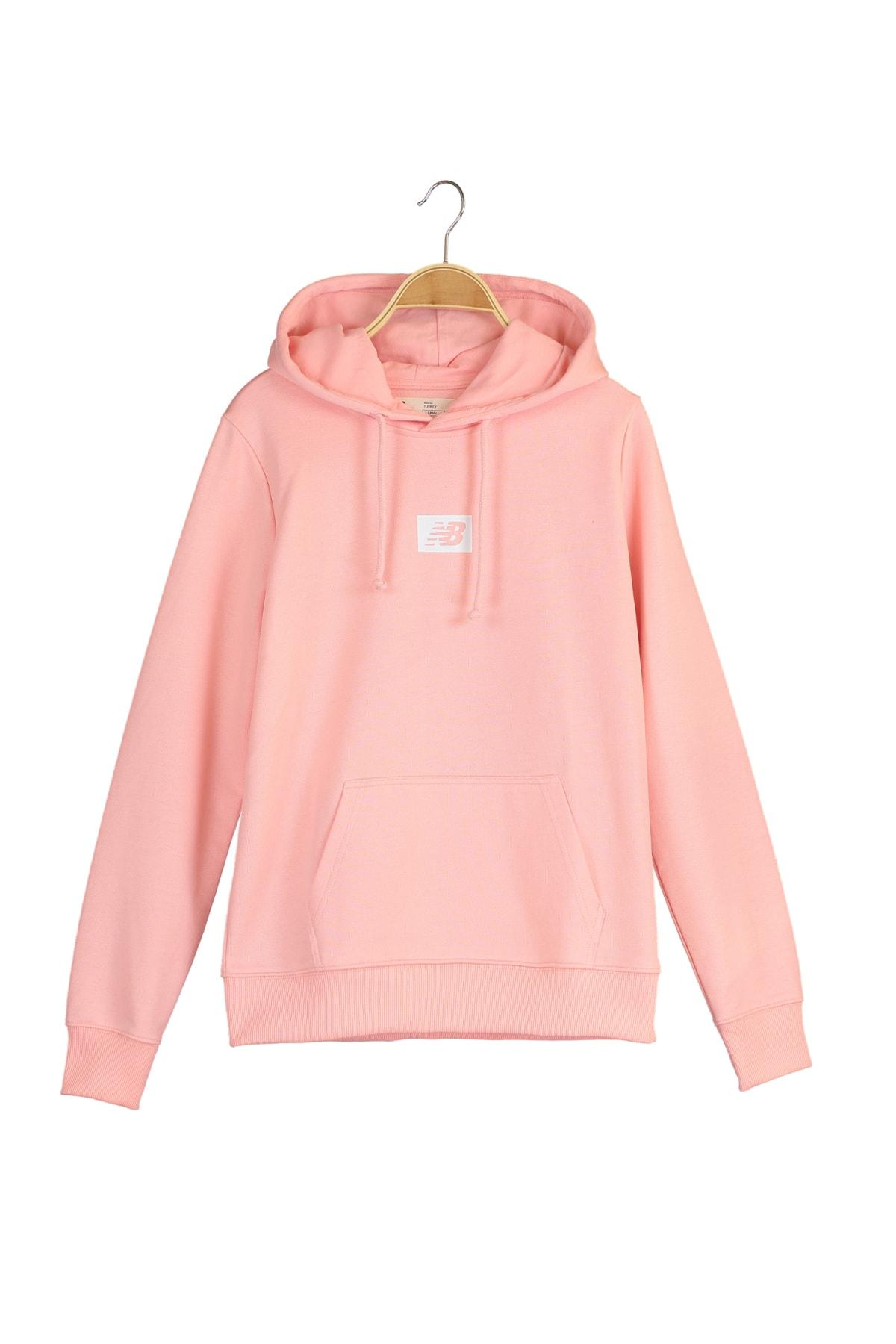New Balance Kadın Sweatshirt - V-WTH804-FJI 1