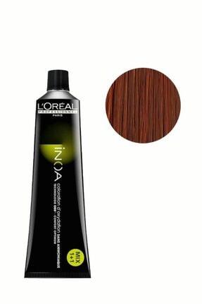 İNOA Saç Boyası 6,34 Koyu Kumral Dore Bakır 3474630415140 (Oksidansız)