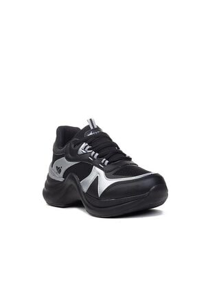 Twingo Kadın Spor Ayakkabı Siyah Sneaker