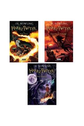 Yapı Kredi Yayınları Harry Potter 5-6-7 Set Kitap