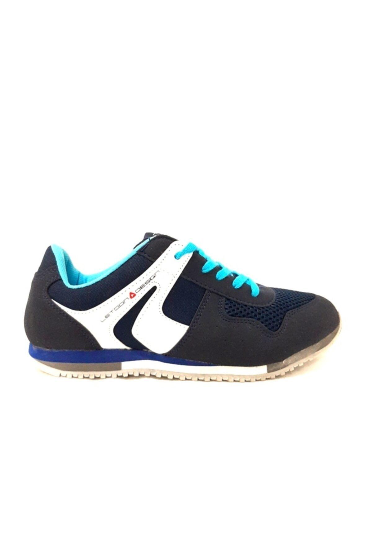 LETOON Antibakteriel Comfort Erkek Spor Ayakkabı 1