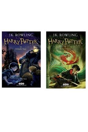 Yapı Kredi Yayınları Harry Potter 1-2 Set Kitap
