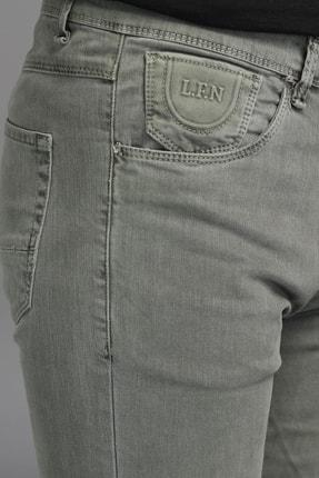 Lufian Erıc Smart 5 Cep Pantolon Slim Fit Yeşil
