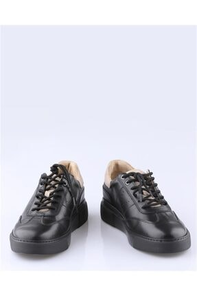 Buffalo El Yapımı Siyah Casual Ayakkabı